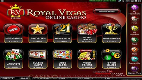 royal vegas online casino american poker