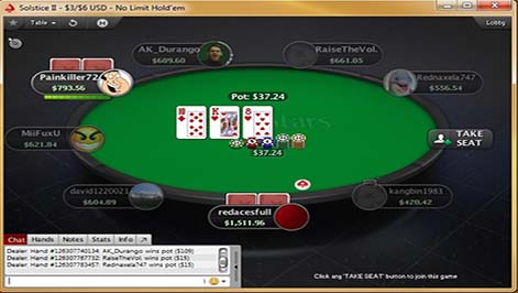 Pokerstars help centre